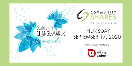 2020 Community Change-Maker Awards tickets