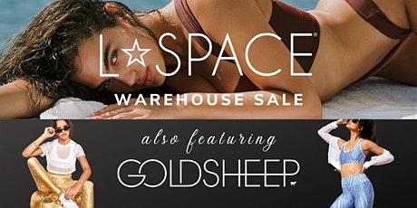 L*SPACE Warehouse Sale - Santa Ana, CA tickets