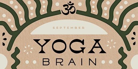 Yoga Brain tickets