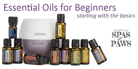 CONT ED:   Essential Oils for Beginners (doTERRA) tickets