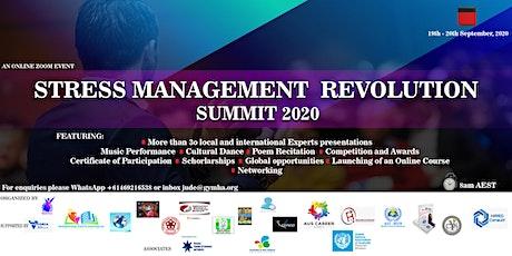 Stress Management Revolutions summit 2020 tickets