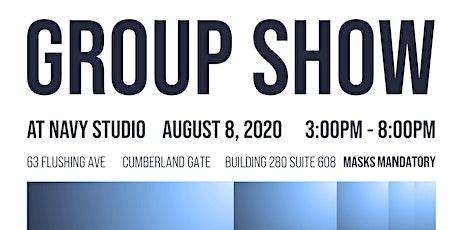 NAVY STUDIO GROUP SHOW   SUMMER 2020 tickets