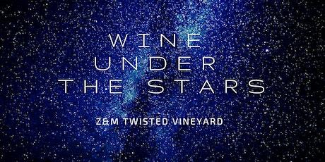 Wine Under the Stars tickets