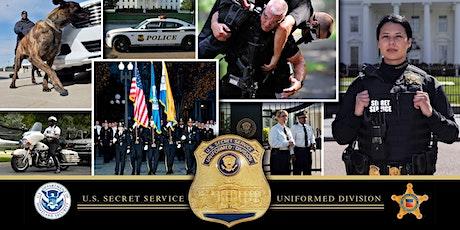 Secret Service - Uniform Division  Virtual Employment Information Event tickets