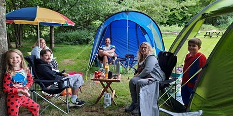 Wild Camping Again tickets