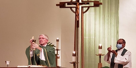 Sunday Holy Mass Celebration : 16-Aug-2020 tickets