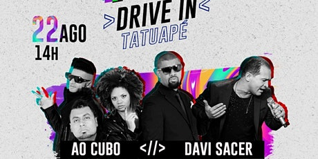 Clama Brasil Pop Drive In ingressos