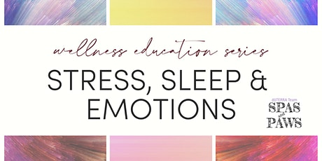 CONT ED:   Stress, Sleep and Emotional Health with doTERRA Essential Oils tickets