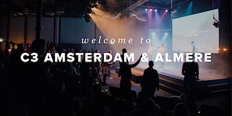 C3 Amsterdam & Almere Sunday Service tickets