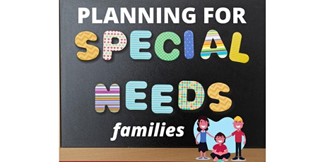 Planning for Special Needs Families tickets