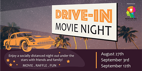 Drive-In Movie Night Series tickets