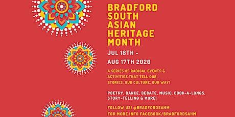 Bradford SAHM Presents: Whispering Sarees tickets