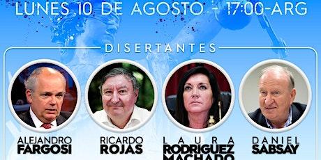 CLUB DE LA LIBERTAD - CONFERENCIA - LOS PELIGROS DE LA REFORMA JUDICIAL entradas