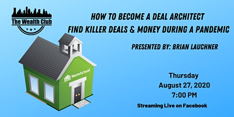 How to Become a Deal Architect tickets