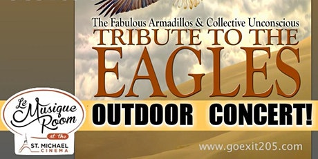 Eagles Tribute by The Fabulous Armadillos & the Collective Unconscious tickets