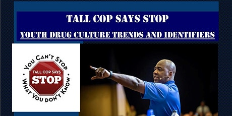 Tall Cop Says Stop Presentation tickets