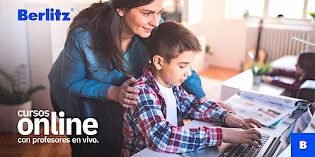 Clase GRATIS!  - Inglés a Niños y Adolescentes - Kids & Teens OnLine -Mier boletos
