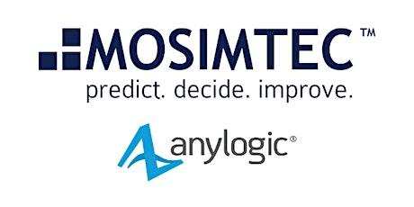 AnyLogic Fundamental Training - Virtual tickets