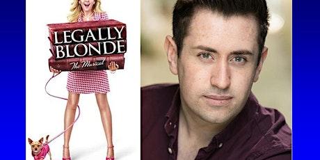 Legally Blonde Dance Workshop with Adam Crossley tickets