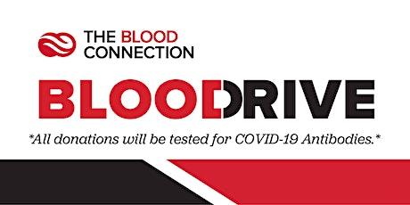 Blood Drive @ PetSmart HVL tickets