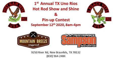 Uno Rios Hot Rod Show and Shine tickets