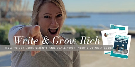 How To Get More Clients & Scale Your Income Using A Book tickets