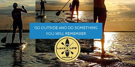 Paddle in Paradise tickets