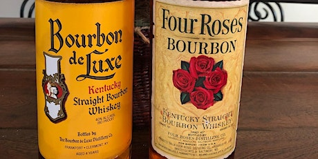 1970s Fours Roses Bourbon Tasting + 1990s Bourbon DeLuxe (You get samples!) tickets