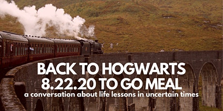 Back to Hogwarts (TO GO MEAL) tickets