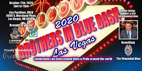 2020 Brothers in Blue Bash Las Vegas tickets