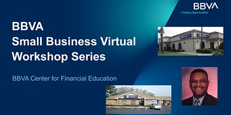 How Small Businesses Use and Obtain Credit / BBVA Virtual Workshop Series tickets