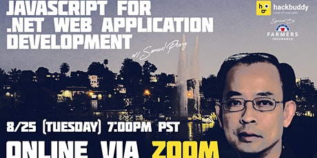 JavaScript for .NET Web Application Development with Samuel Phung tickets