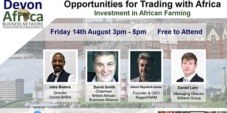 African Farming Opportunities Networking Tickets