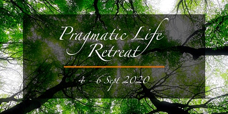Pragmatic Life Retreat Tickets