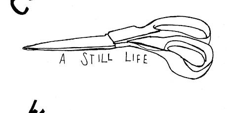 Virtual IPRC: Still Life Drawing Time! tickets