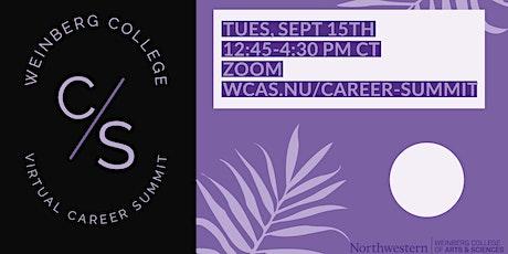 2020 Weinberg College Career Summit Tickets