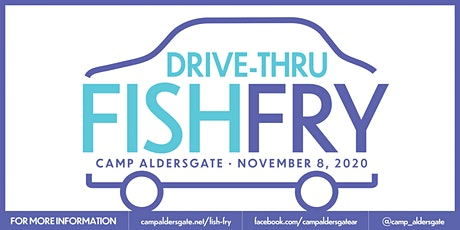 Drive-Thru Fish Fry 2020 tickets
