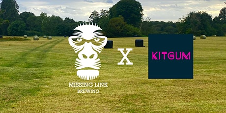 Missing Link Brewery X Kitgum   In Our Licensed Field tickets