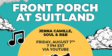 Front Porch at Suitland: An Evening with Jenna Camille tickets