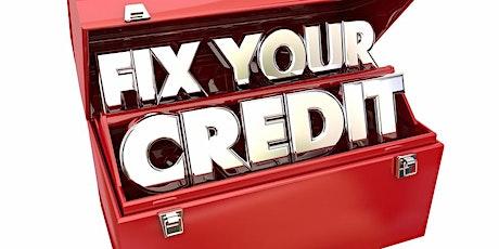 Free Credit Repair Workshop tickets