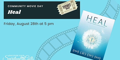 Community Movie Night: Heal tickets