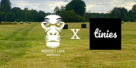 Missing Link Brewery X Tinies Popup Tacos  In Our Licensed Field tickets
