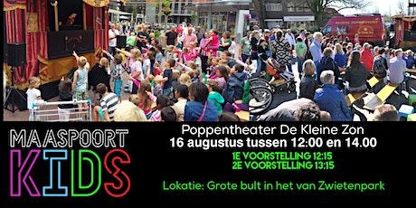 Poppentheater De Kleine Zon tickets