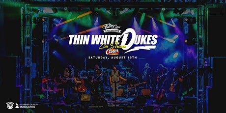 Thin White Dukes - David Bowie Tribute [Limited Seating & Live Stream] tickets