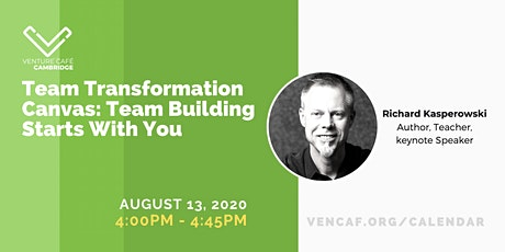 Team Transformation Canvas: Team Building Starts With You tickets