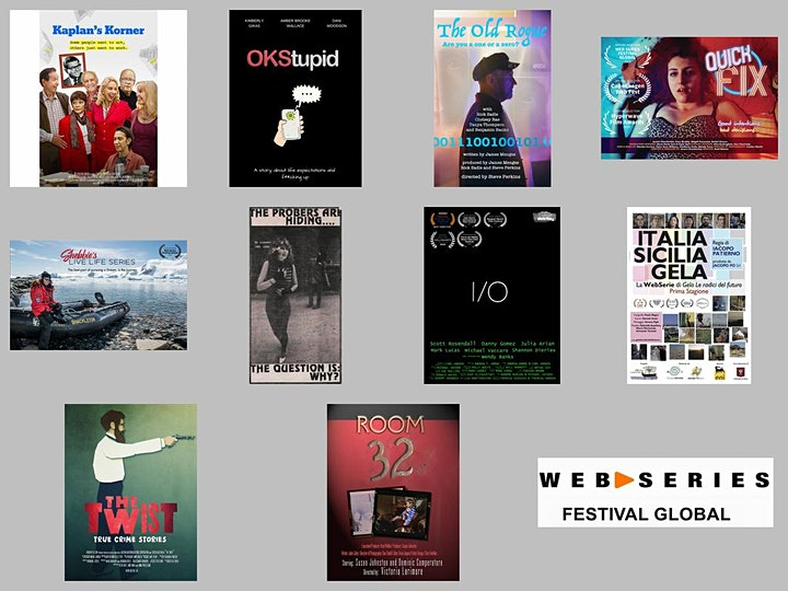 Call for Entries 7th Web Series Festival Global image
