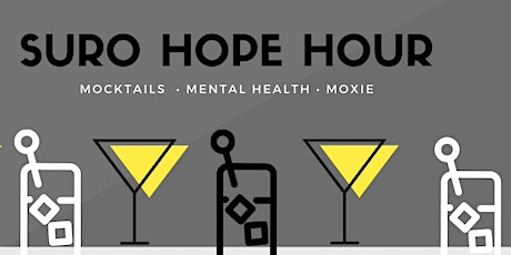 September Hope Hour - Mocktails, Mental Health and Moxie tickets