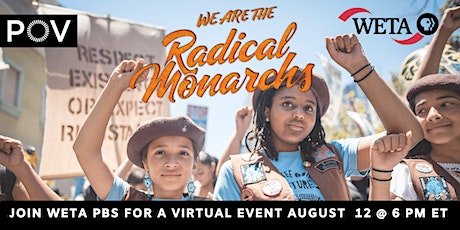 Virtual Screening and Discussion: We Are The Radical Monarchs tickets