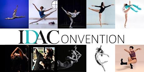 IDAConvention Ballet Masterclasses entradas