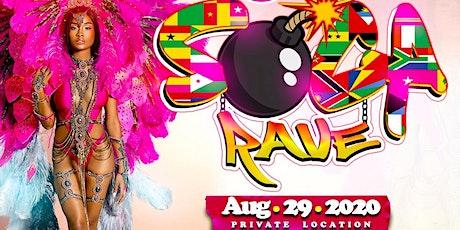 SOCA RAVE tickets